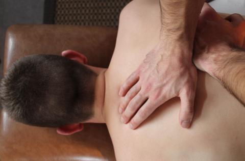 Ostéopathe pour mal de dos à Paimpol
