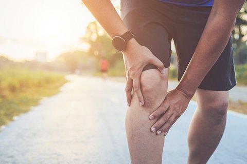 arthrose essuie-glace syndrome rotulien entorse