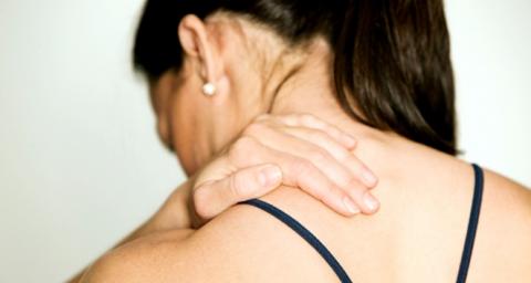 Ostéopathe pour soulager les torticolis